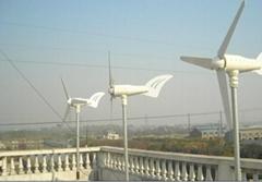 400W/600W wind turbine system