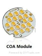 COA Module