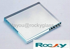 3-19mm Temper Glass