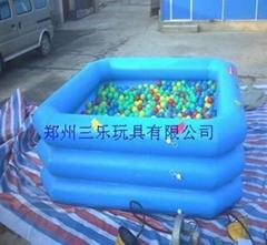 多功能儿童充氣沙灘池