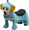 郑州儿童动物电动玩具车 3