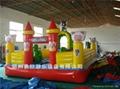 大型廣場充氣玩具淘氣堡氣墊床 2