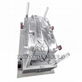 auto bumper plastic mould