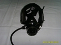 Double-Fliter Silicone Gas Mask 2