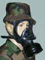 Double-Fliter Silicone Gas Mask 3