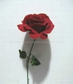 wedding artificial flower rose
