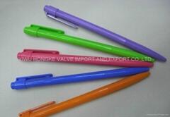 yiwu office Stationary Ballpoint Pen Promotional Pen Gift Pens