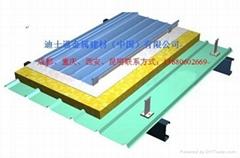 YX65-420鋁鎂錳板直立鎖邊板