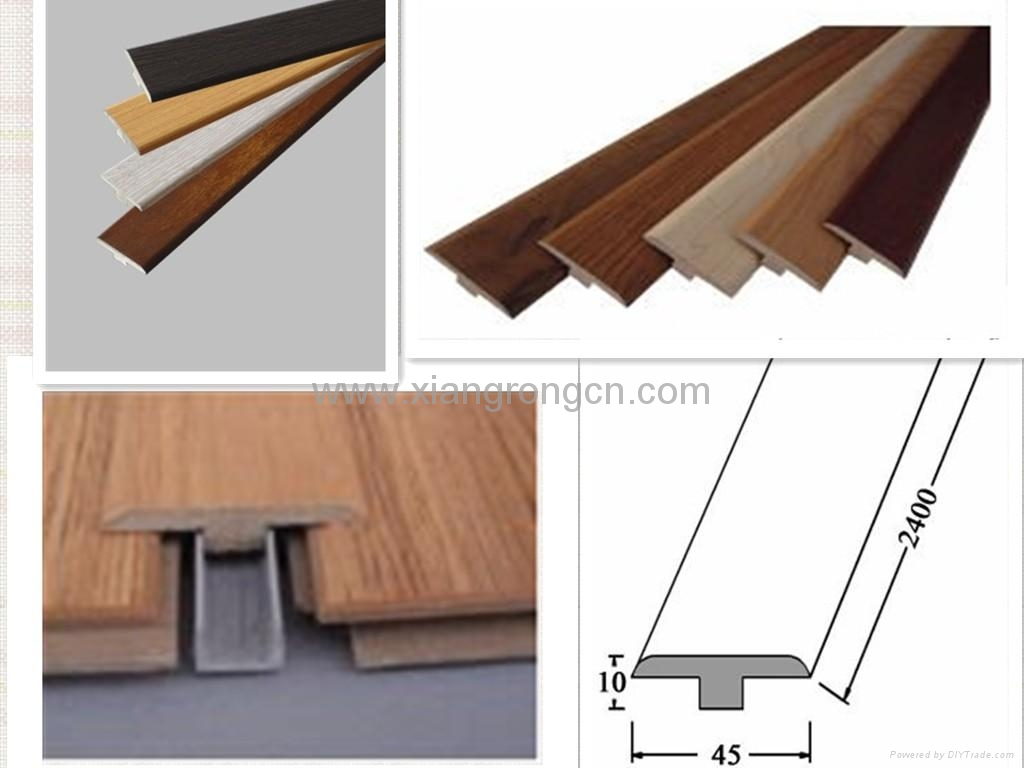 Mdf Laminate Flooring Accessories T Molding 2400 45 12