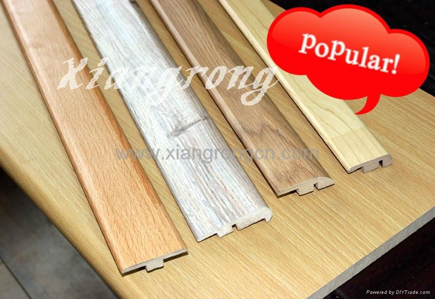 Mdf laminate flooring accessories t molding 2400 45 12 for Advanced molding decoration