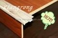 MDF laminate flooring accessories stairnose 1