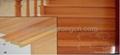 MDF laminate flooring accessories stairnose 3