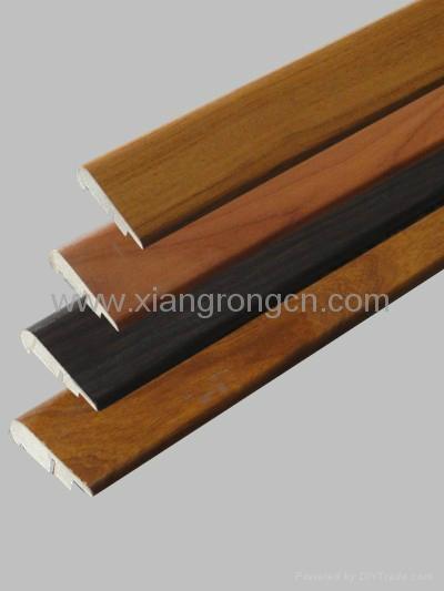 MDF laminate flooring accessories stairnose 4