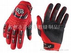 FOX自行车手套