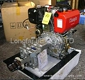 Air-cooling Marine Inboard Diesel Engine