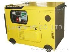 10kw silent diesel generaotr