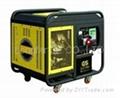 12,5kva half-closed diesel generaotr