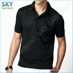 100% Polyester Men's Dri Fit T Shirt Supplier