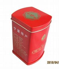 各種鐵罐包裝茶葉罐