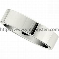 白钨钢戒指003