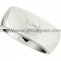 白钨钢戒指001
