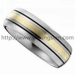 钴铬钼合金戒指
