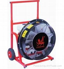 正壓式消防汽油驅動渦輪排煙機