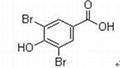 3, 5-dibromo-4-hydroxy benzoic acid