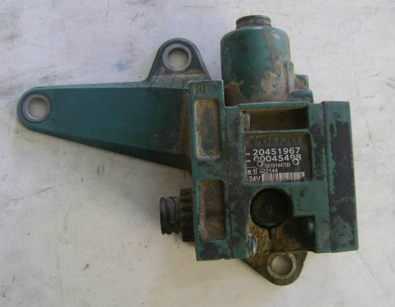 VOLVO Truck Exhaust Brake Valve (China) - Car Parts & Components - Transportation Products ...