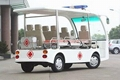 Electric Ambulance with 6 Seaters