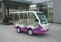 6 Seater Electric Shuttle Bus