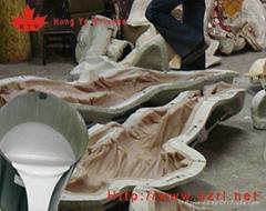 Molding Rubber Silicone for Garden Statue Mold