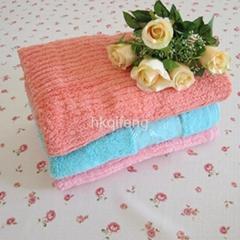 无捻棉系列毛巾