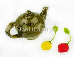 Fancy and Popular Silicone Tea Strainers
