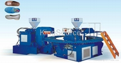 Plastic Slipper mould injection equipment