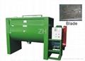 Plastic Blending and Drying machine