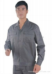 Cotton uniform