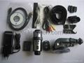 ks007 Special laser light digital camera,sport action camera   3