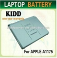 Laptop Battery for Apple MacBook Pro 15 MA348 A1175 A1150 battery