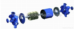 elmo nash vacuum pump