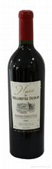酷威琼浆系列干红葡萄酒