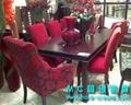 西餐廳桌椅 4