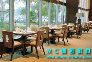 深圳茶餐桌椅 4