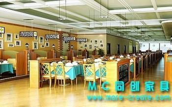 深圳茶餐桌椅 5