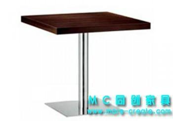圓形實木咖啡桌 3