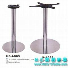優質不鏽鋼餐桌腳