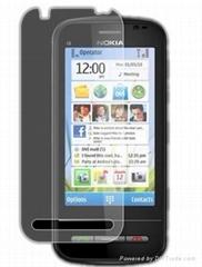 Nokia 各種型號手機磨砂保護膜