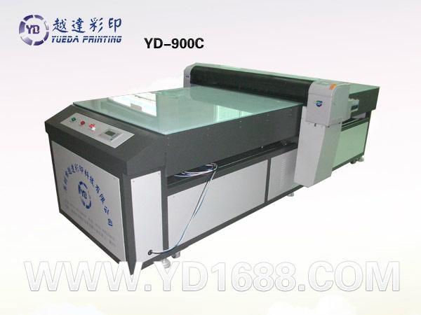 YD-900C万能玻璃打印机彩印机 1