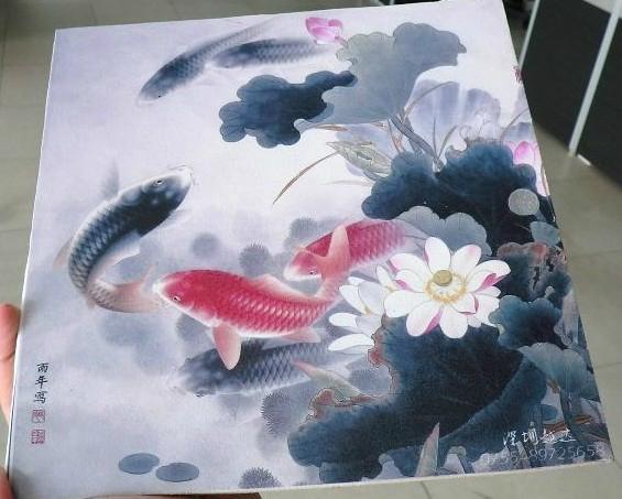 YD-900C万能玻璃打印机彩印机 4