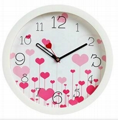 Fashional and creative wall clock